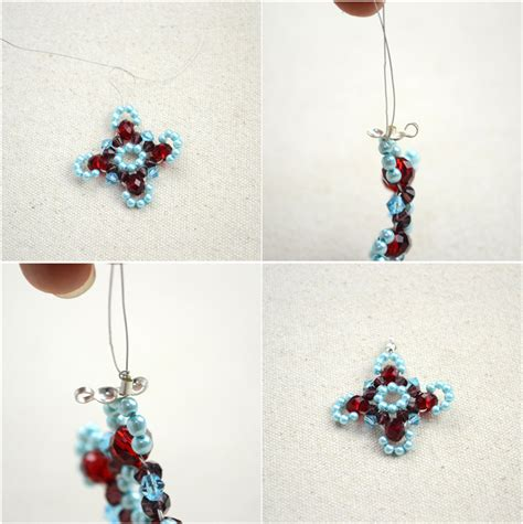 step by step jewelry beaded jewellery designs an adorable necklace with