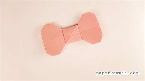 simple origami shapes easy origami bow tutorial 183 how to fold an origami shape