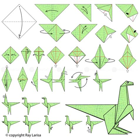 make a origami dinosaur animated origami how to make origami