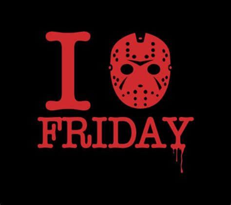 13 best friday 13th images on friday the