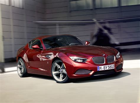Bmw Coupes by 2012 Bmw Zagato Coup 233 Bmw Supercars Net