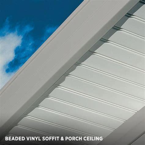 beaded vinyl soffit vertical siding beaded vinyl soffit porch ceiling