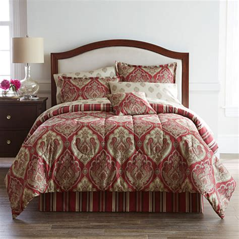 complete bedding set with sheets home expressions chandler complete bedding set with sheets