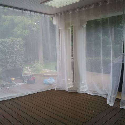 patio mosquito curtains outdoor curtains mosquito drapes porch screens