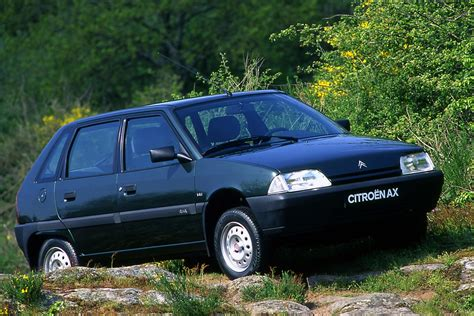 Citroen Ax by A Look At The Citro 235 N Ax 4 215 4 Ran When Parked