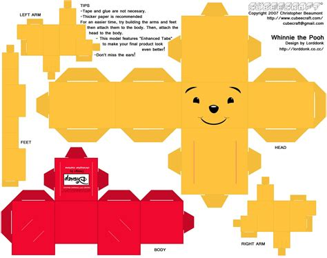 paper crafts templates disney paper crafts paper crafts