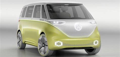 Cities Volkswagen by Volkswagen S Iconic Vw Microbus To Be Reinvented As An