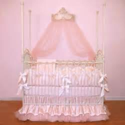 girly crib bedding custom for pugred11 soft pink luxury posh baby nursery 4