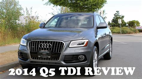 2014 Audi Q5 Diesel by 2014 Audi Q5 Turbo Diesel 428 Lb Ft Of Torque Review