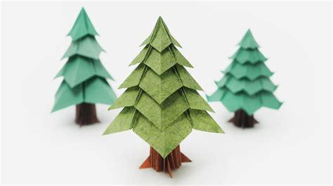how to fold an origami tree origami tree jo nakashima