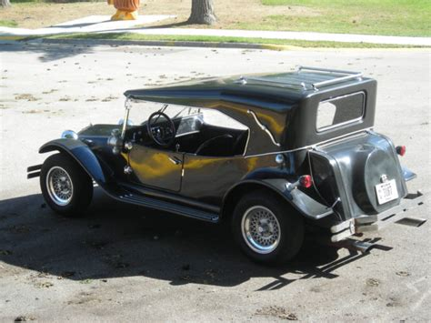 Volkswagen Kit Car by 1969 Vw Volkswagon Maxi Taxi Kit Car Dune Buggy