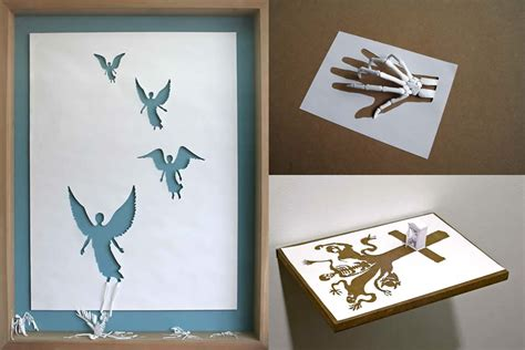 paper cutting craft and craft paper cutting phpearth