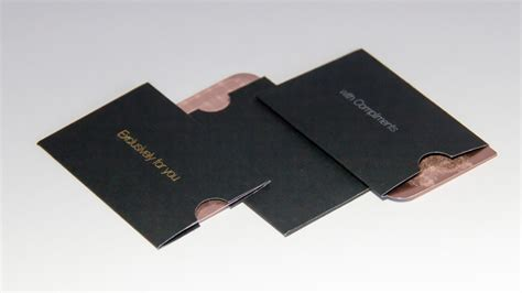 how to make card sleeves compliment your metal card with luxury card sleeves