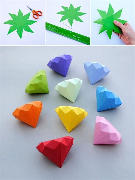 3d paper crafts for 3d paper picmia
