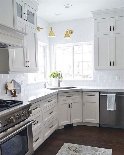 white corner cabinets for kitchen best 25 corner kitchen sinks ideas on