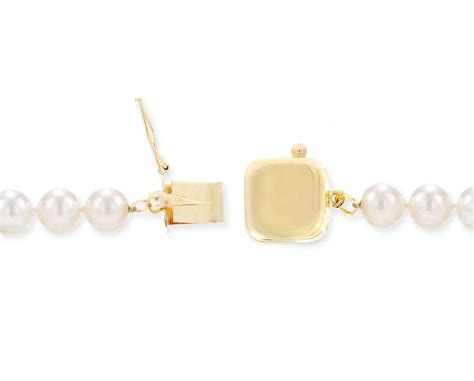 box clasps for jewelry single strand necklace golden box clasp pearl clasp