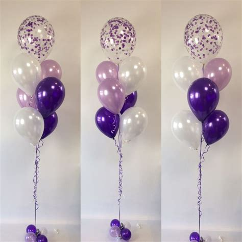 purple blue decorations best 10 balloon decorations ideas on balloon