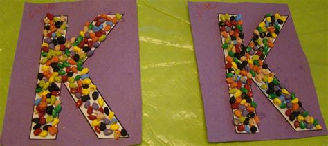 crafts projects for letter k crafts preschool and kindergarten