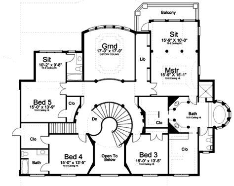 blue prints of houses house 31477 blueprint details floor plans