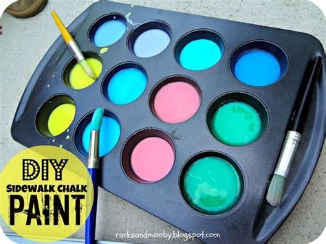 diy chalk paint cornstarch pin by easy peasy on summer for