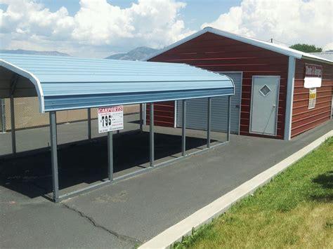 Carport Buildings by Metal Carports Buildings Garages Ebay