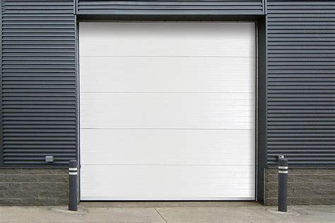 overhead sectional door insulated steel back sectional steel door model 470