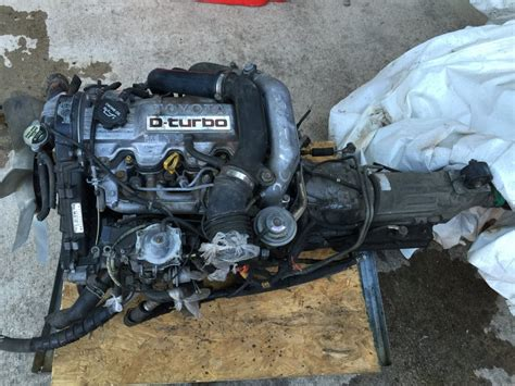 Toyota Diesel Engines by For Sale Toyota Turbo Diesel Engine 2c T With
