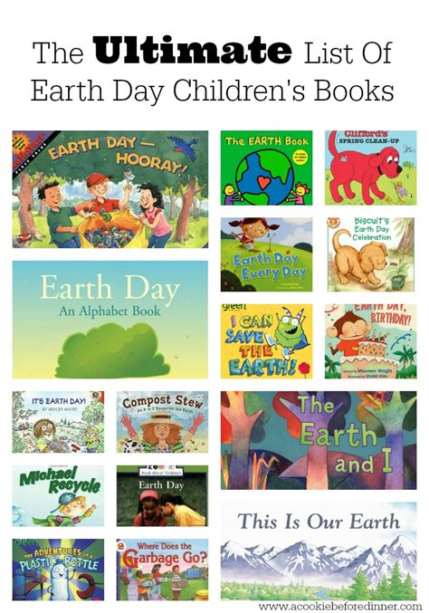 earth day picture books the ultimate list of earth day books for