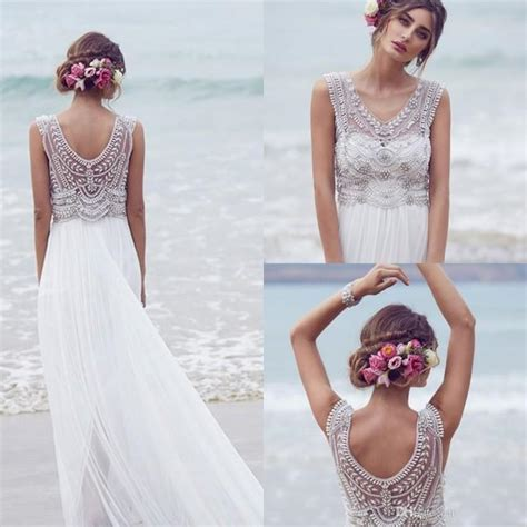 wedding dresses with beading cbell 2016 wedding dresses beading crystals