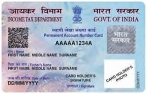 where to make pan card new design of pan card with aadhaar no effective from 10