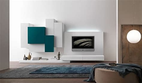 wall furniture contemporary modular wall unit design for living room