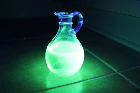 how to make glowing water how to make glowing water aquanets org science