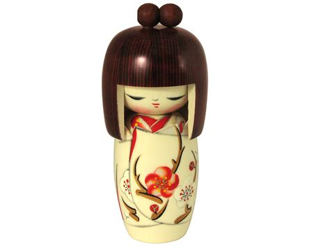 Black Kitchen Canisters Sets somber japanese wood doll