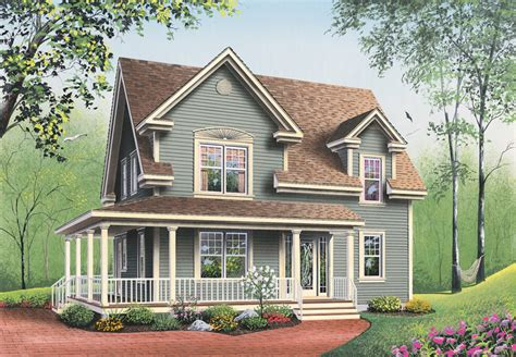 farmhouse floor plans with pictures marion heights farmhouse plan 032d 0552 house plans and more