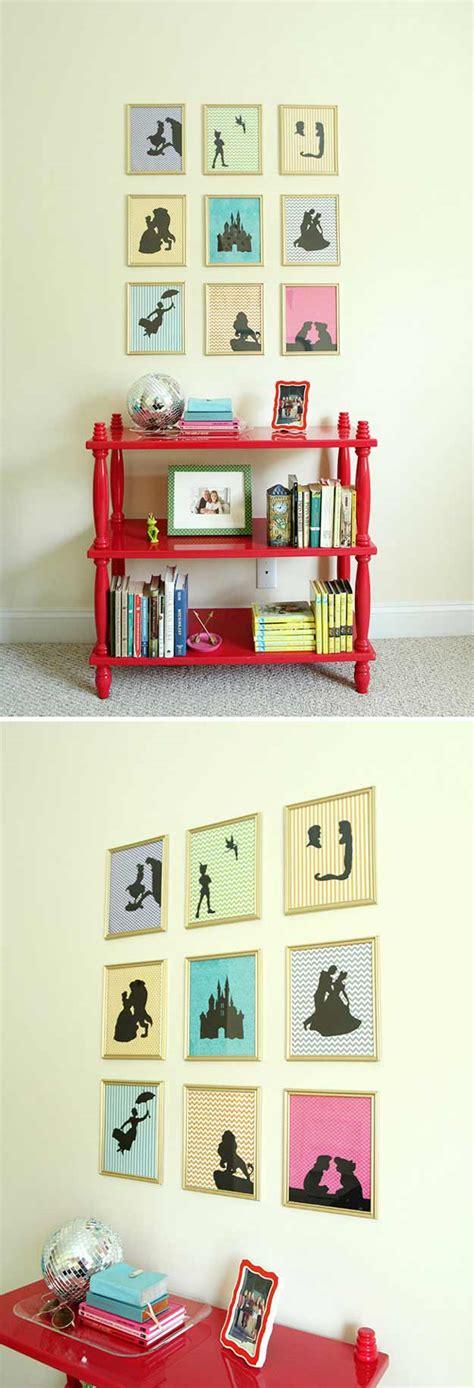 Teenage Girls Bedroom Decorating Ideas 15 enchanted diy teen girl room ideas for disney fans