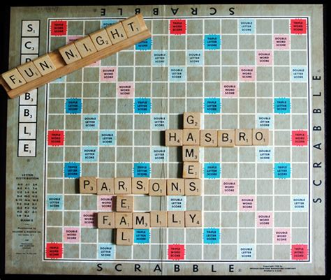 Scrabble Dictionary Two Letter Words Hasbro