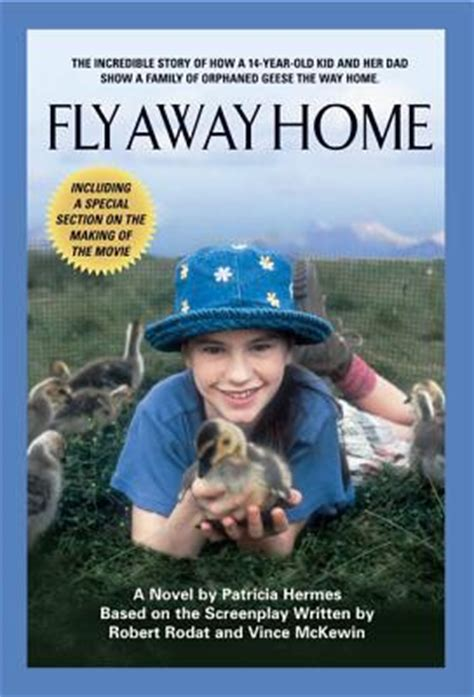 home and away picture book fly away home by hermes william lishman
