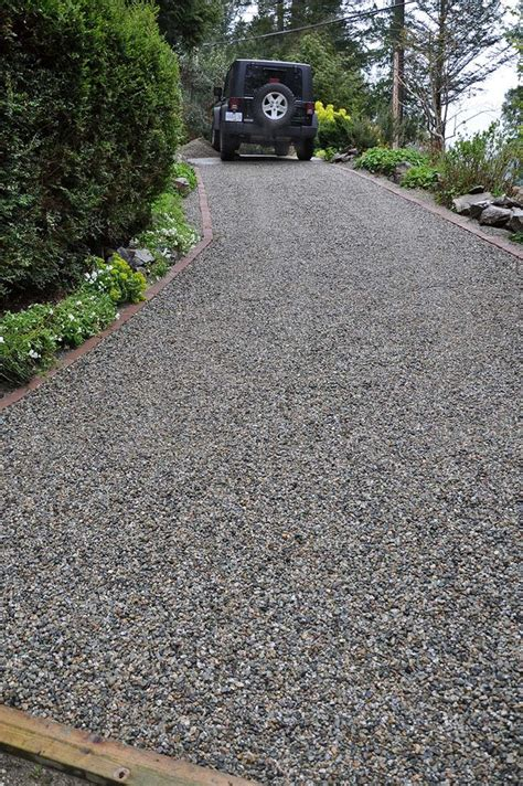 paving and gravel garden ideas 10 best ideas about gravel driveway on