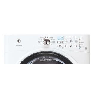 front load washer reversible door electrolux front load washer 4 2 cu ft eiflw50liw sears