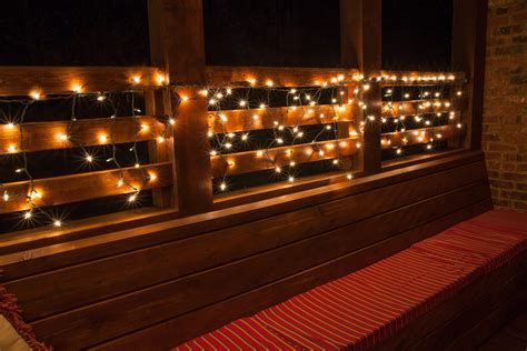 rope lights on deck deck lighting ideas with brilliant results yard envy