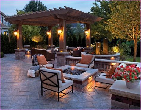patio design ideas on a budget frugal patio ideas with pit on a budget lestnic