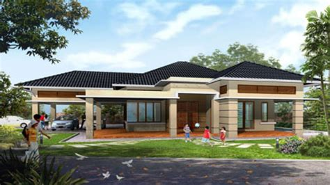 one storey house plans best one story house plans single storey house plans