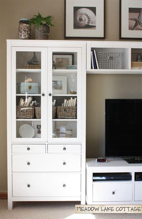 hogar diez serie ikea hemnes en tu sal 243 n - Muebles Hemnes Ikea