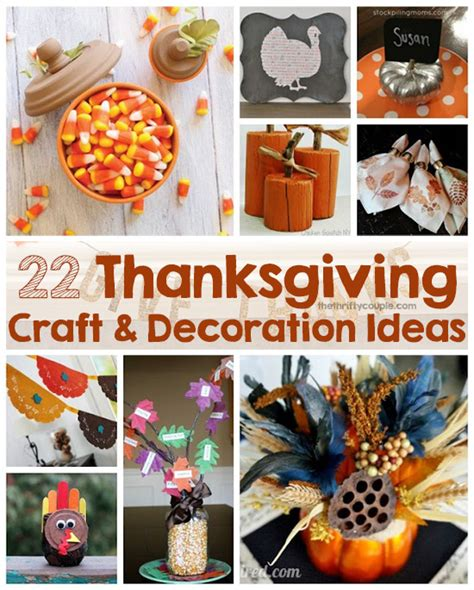 diy thanksgiving crafts everything you need this thanksgiving