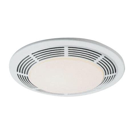 bathroom exhaust fan with light 100 cfm exhaust fan with light un 8663rp destination