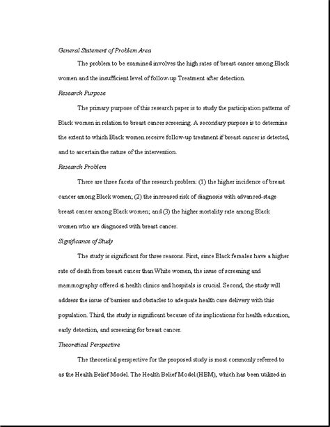 dissertation acknowledgements examples uk st joseph hospital sample proposal