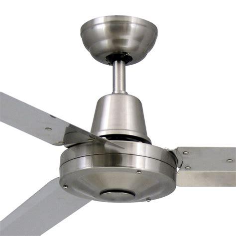 48 Ceiling Fan by Vortex Ceiling Fan 3 Blade 316 Stainless Steel Ceiling Fan