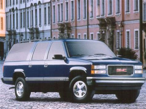 blue book value used cars 1999 gmc suburban 1500 head up display gmc suburban 2500 pricing ratings reviews kelley blue book