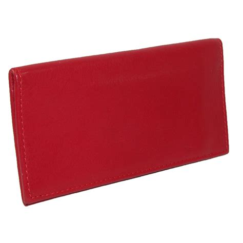 leather checkbook covers for womens leather fashion checkbook cover by ctm 174 checkbook covers s wallets at