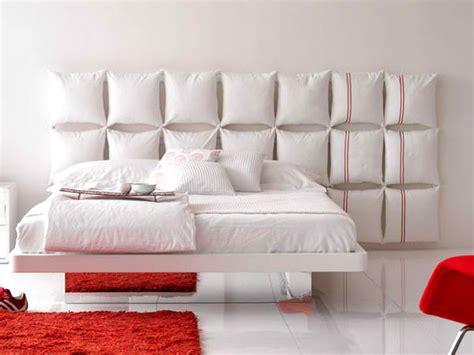 diy pillow headboard 25 gorgeous diy headboard projects
